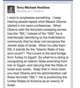 Obama n ISIL